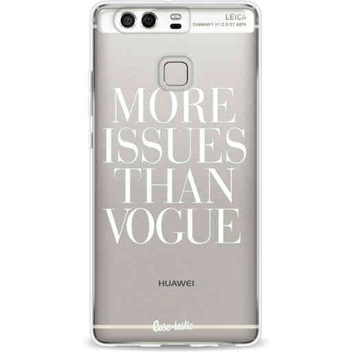Casetastic Softcover Huawei P9 - More issues than Vogue