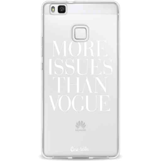 Casetastic Softcover Huawei P9 Lite - More issues than Vogue