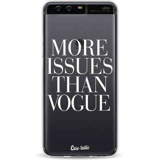 Casetastic Softcover Huawei P10 - More issues than Vogue