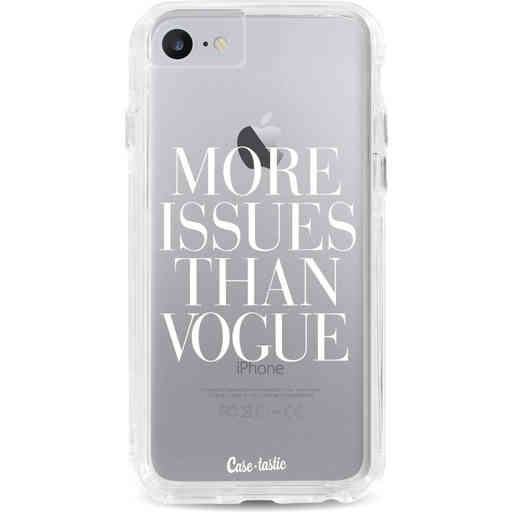 Casetastic Dual Snap Case Apple iPhone 7 / 8 - More issues than Vogue