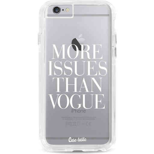 Casetastic Dual Snap Case Apple iPhone 6 / 6s - More issues than Vogue