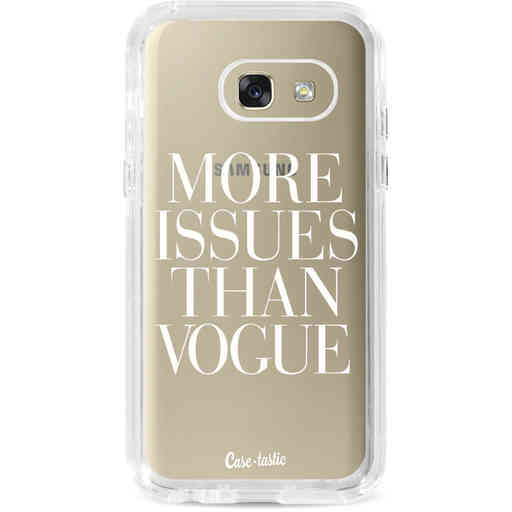 Casetastic Dual Snap Case Samsung Galaxy A3 (2017) - More issues than Vogue