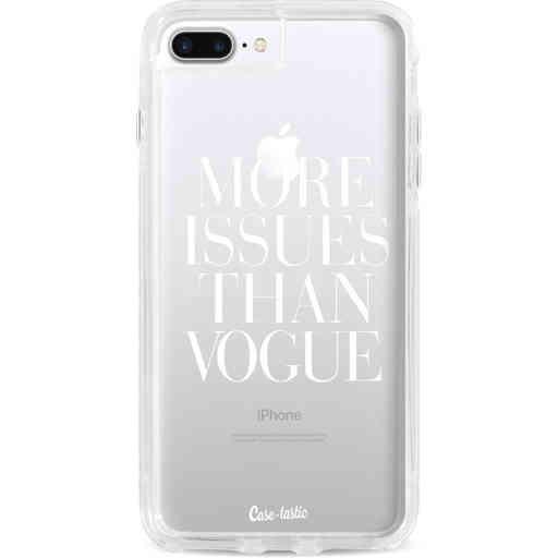 Casetastic Dual Snap Case Apple iPhone 7 Plus / 8 Plus - More issues than Vogue