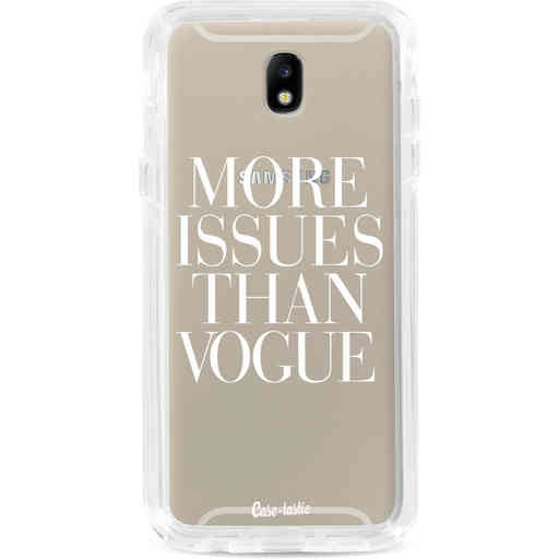 Casetastic Dual Snap Case Samsung Galaxy J7 (2017) - More issues than Vogue