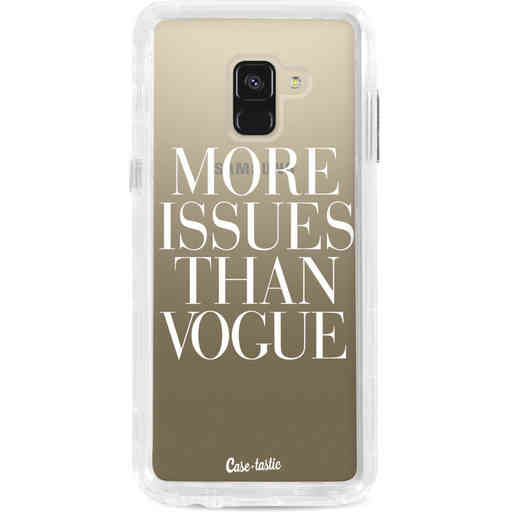 Casetastic Dual Snap Case Samsung Galaxy A8 (2018) - More issues than Vogue