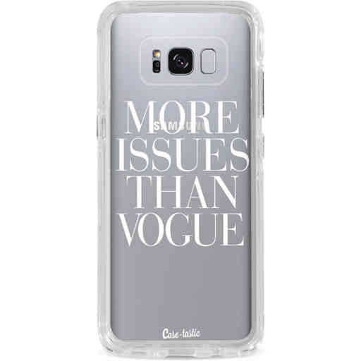 Casetastic Dual Snap Case Samsung Galaxy S8 Plus - More issues than Vogue