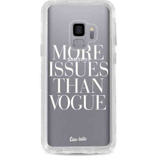 Casetastic Dual Snap Case Samsung Galaxy S9 - More issues than Vogue