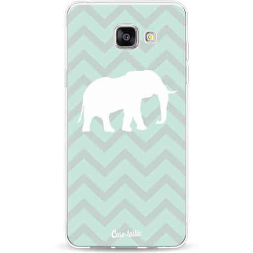 Casetastic Softcover Samsung Galaxy A5 (2016) - Elephant Chevron Pattern