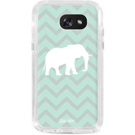 Casetastic Dual Snap Case Samsung Galaxy A5 (2017) - Elephant Chevron Pattern