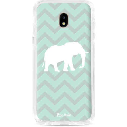 Casetastic Dual Snap Case Samsung Galaxy J5 (2017) - Elephant Chevron Pattern