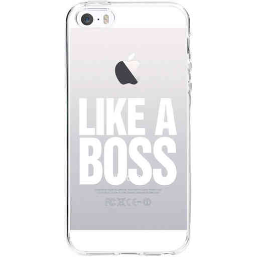 Casetastic Softcover Apple iPhone 5 / 5s / SE - Like a Boss