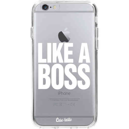 Casetastic Softcover Apple iPhone 6 / 6s - Like a Boss