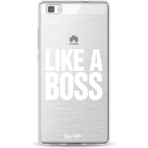 Casetastic Softcover Huawei P8 Lite - Like a Boss