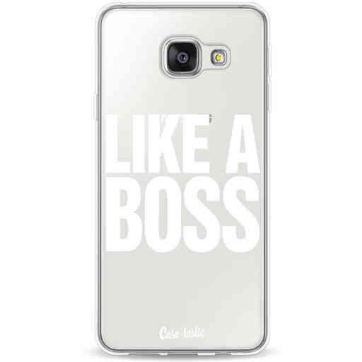 Casetastic Softcover Samsung Galaxy A3 (2016) - Like a Boss