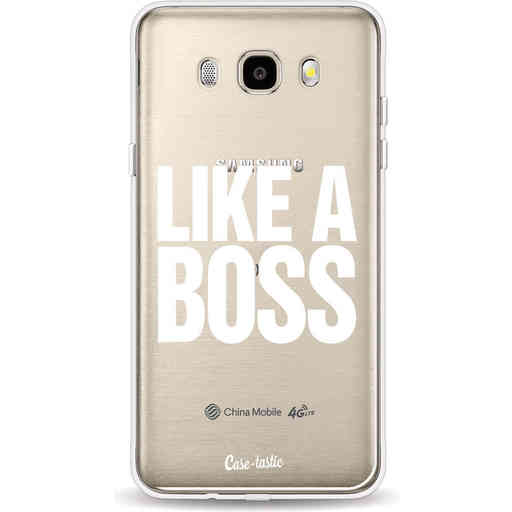 Casetastic Softcover Samsung Galaxy J5 (2016) - Like a Boss