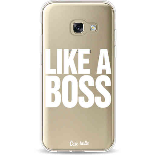 Casetastic Softcover Samsung Galaxy A3 (2017)  - Like a Boss