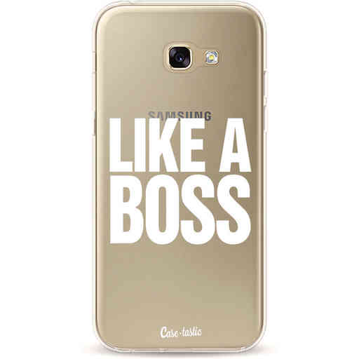 Casetastic Softcover Samsung Galaxy A5 (2017) - Like a Boss