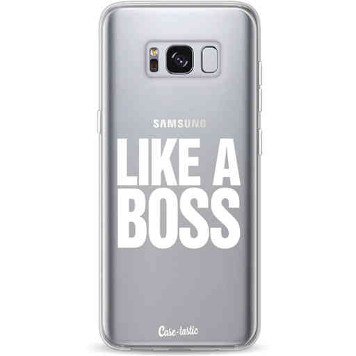 Casetastic Softcover Samsung Galaxy S8 - Like a Boss