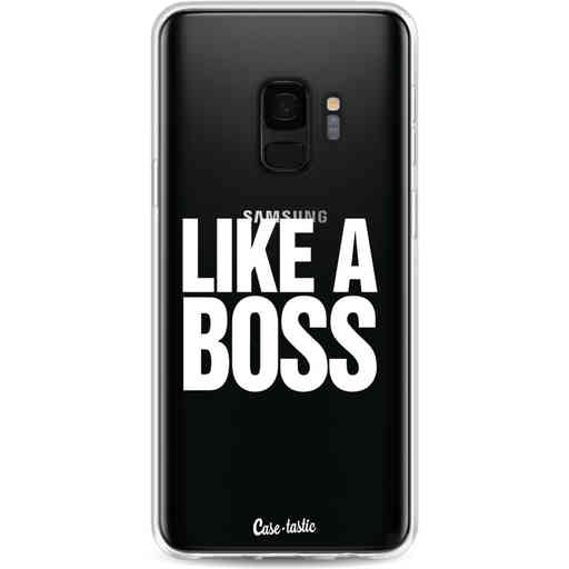 Casetastic Softcover Samsung Galaxy S9 - Like a Boss