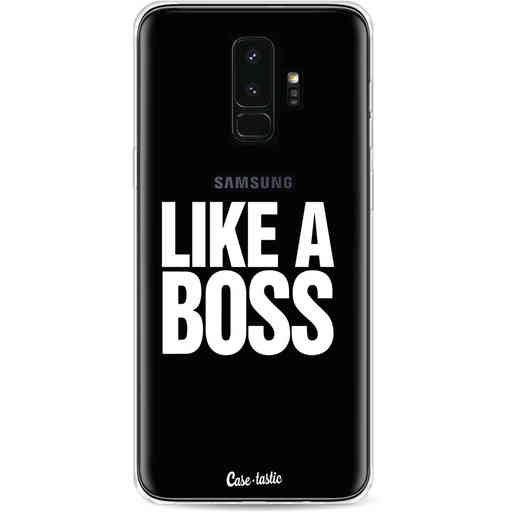 Casetastic Softcover Samsung Galaxy S9 Plus - Like a Boss