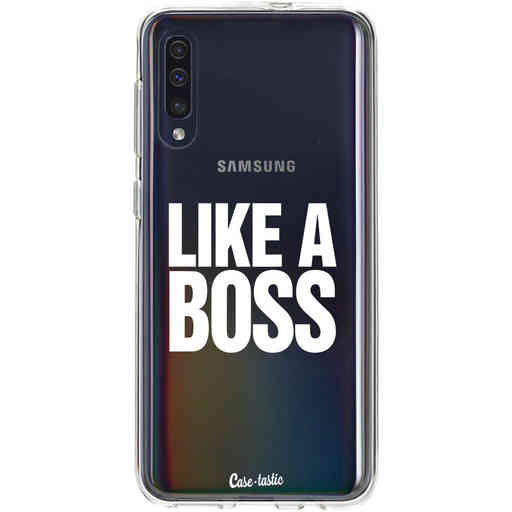 Casetastic Softcover Samsung Galaxy A50 (2019) - Like a Boss