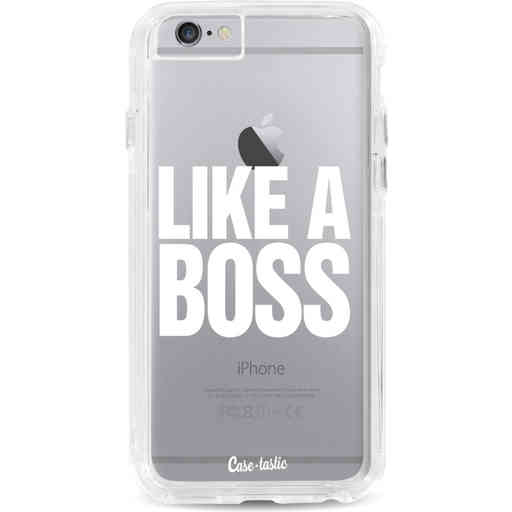 Casetastic Dual Snap Case Apple iPhone 6 / 6s - Like a Boss