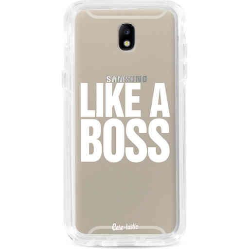 Casetastic Dual Snap Case Samsung Galaxy J7 (2017) - Like a Boss