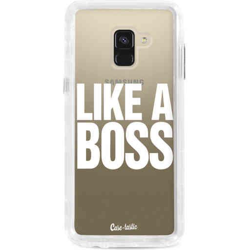 Casetastic Dual Snap Case Samsung Galaxy A8 (2018) - Like a Boss