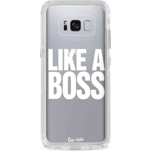 Casetastic Dual Snap Case Samsung Galaxy S8 Plus - Like a Boss