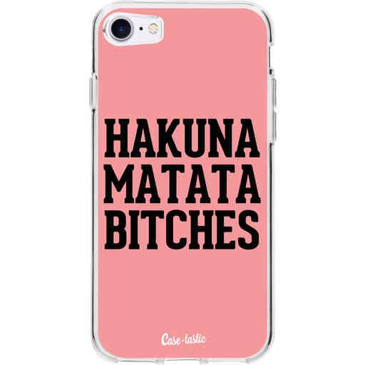 Casetastic Softcover Apple iPhone 7 / 8 - Hakuna Matata Bitches
