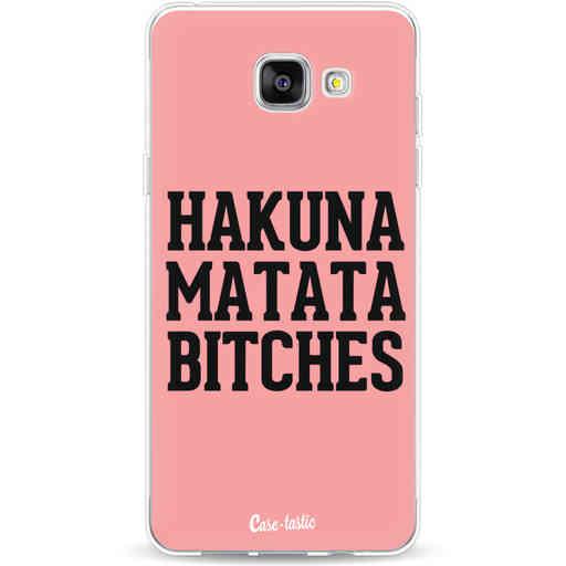Casetastic Softcover Samsung Galaxy A5 (2016) - Hakuna Matata Bitches