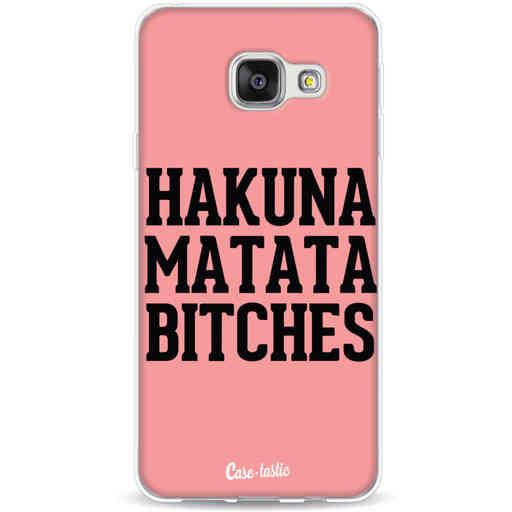 Casetastic Softcover Samsung Galaxy A3 (2016) - Hakuna Matata Bitches