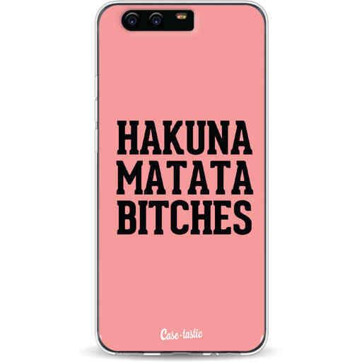 Casetastic Softcover Huawei P10 - Hakuna Matata Bitches