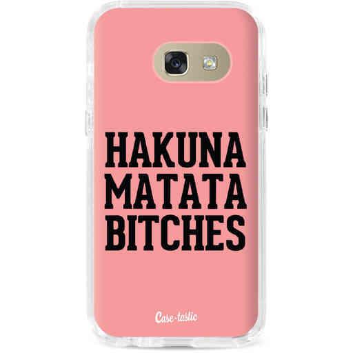 Casetastic Dual Snap Case Samsung Galaxy A3 (2017) - Hakuna Matata Bitches