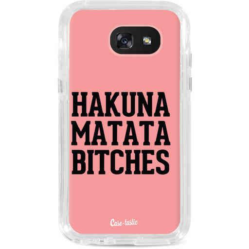 Casetastic Dual Snap Case Samsung Galaxy A5 (2017) - Hakuna Matata Bitches