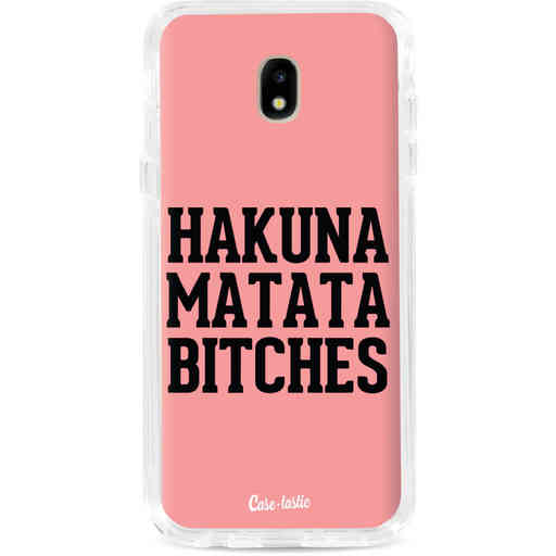Casetastic Dual Snap Case Samsung Galaxy J5 (2017) - Hakuna Matata Bitches