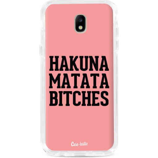 Casetastic Dual Snap Case Samsung Galaxy J7 (2017) - Hakuna Matata Bitches