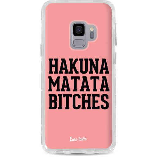 Casetastic Dual Snap Case Samsung Galaxy S9 - Hakuna Matata Bitches