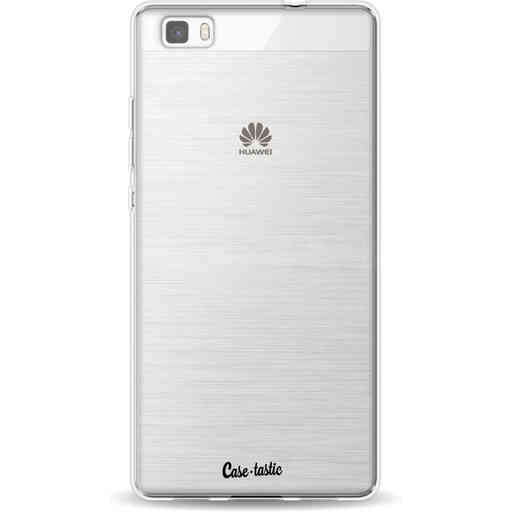 Casetastic Softcover Huawei P8 Lite (2015) - Transparant