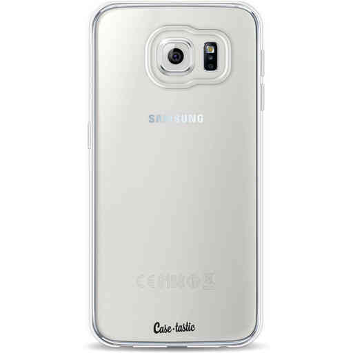 Casetastic Softcover Samsung Galaxy S6 - Transparant