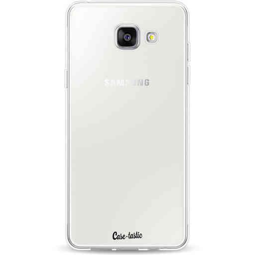 Casetastic Softcover Samsung Galaxy A5 (2016) - Transparant