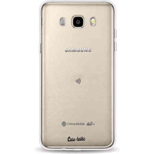 Casetastic Softcover Samsung Galaxy J5 (2016) - Transparant