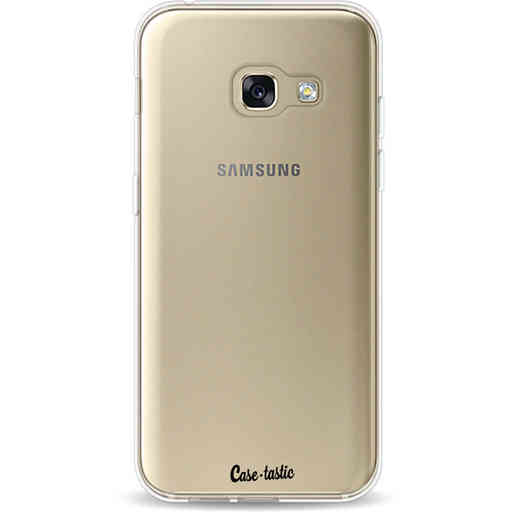 Casetastic Softcover Samsung Galaxy A3 (2017)  - Transparant