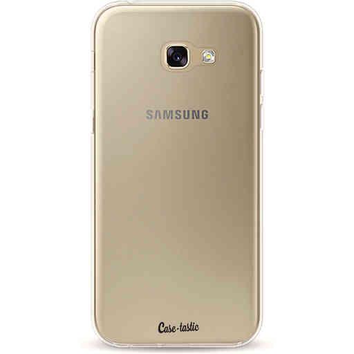 Casetastic Softcover Samsung Galaxy A5 (2017) - Transparant