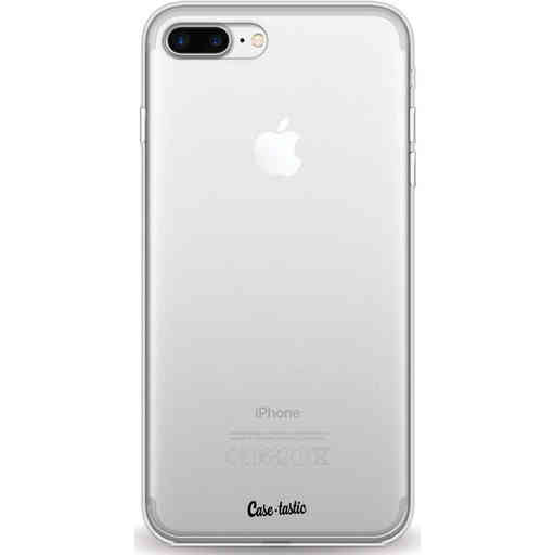 Casetastic Softcover Apple iPhone 7 Plus / 8 Plus - Transparant