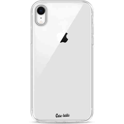 Casetastic Softcover Apple iPhone XR - Transparant