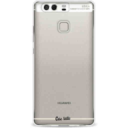 Casetastic Softcover Huawei P9 - Transparant