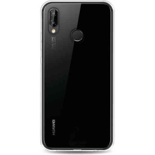 Casetastic Softcover Huawei P20 Lite (2018) - Transparant