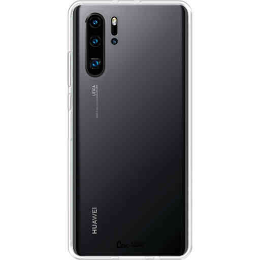 Casetastic Softcover Huawei P30 PRO - Transparant