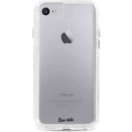 Casetastic Dual Snap Case Apple iPhone 7 / 8 - Transparant